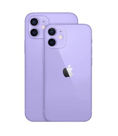 Apple представи лилав цвят за iPhone 12 и 12 mini