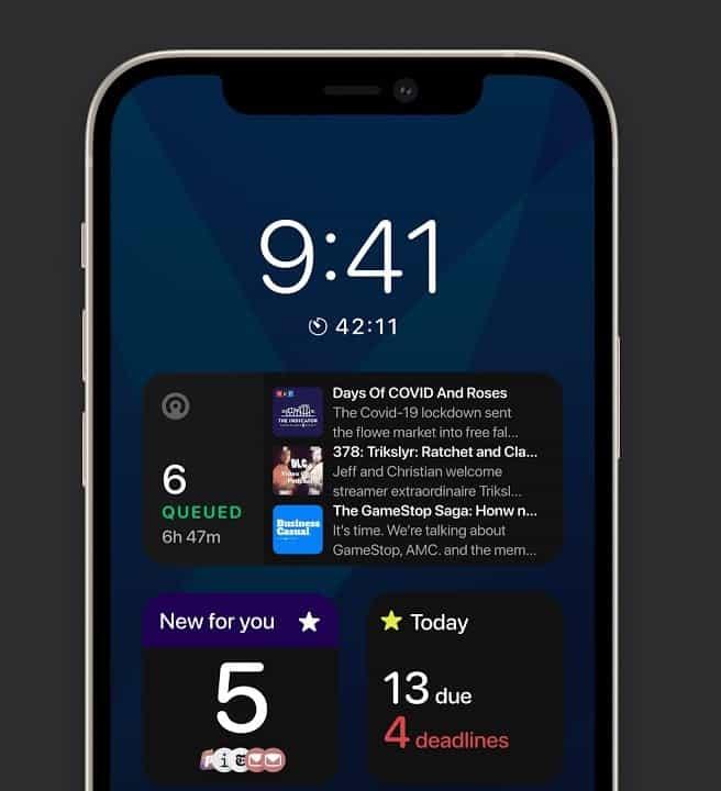 iPhone 13 на Apple може да разполага с always-on функция