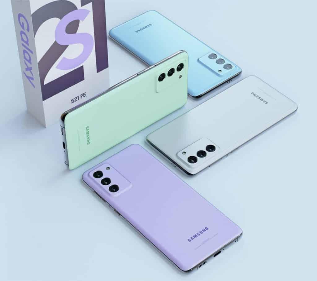 Samsung Galaxy S21 FE може да бъде представен идната седмица