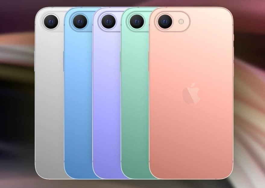 iPhone SE 3 ще има познат дизайн и 5G свързаност